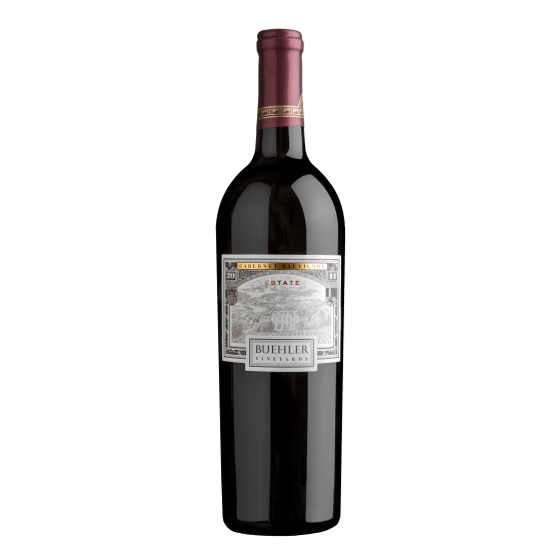 buehler estate cabernet