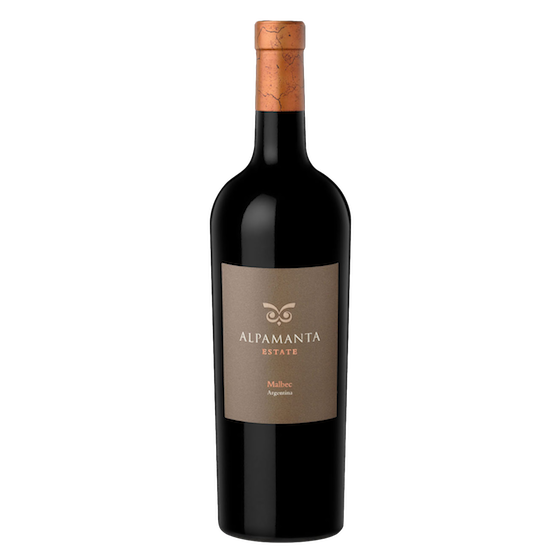 alpamanta estate malbec