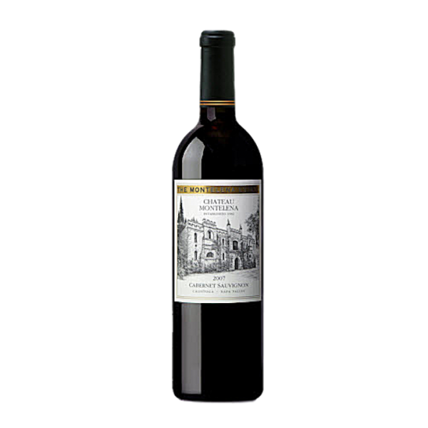 the montelena estate napa valley cabernet sauvignon 2007