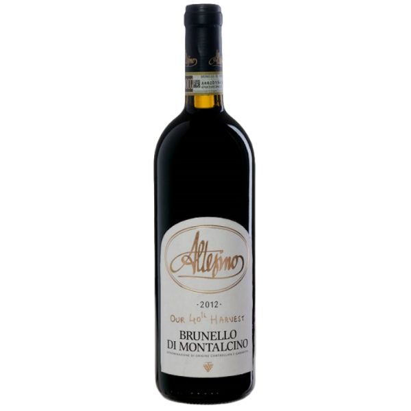 altesino brunello di montalcino docg classic 40th harvest