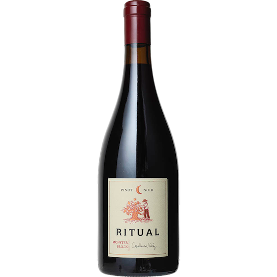 ritual monster block pinot noir