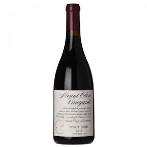 Mount Eden Pinot Noir Santa Cruz Mountains