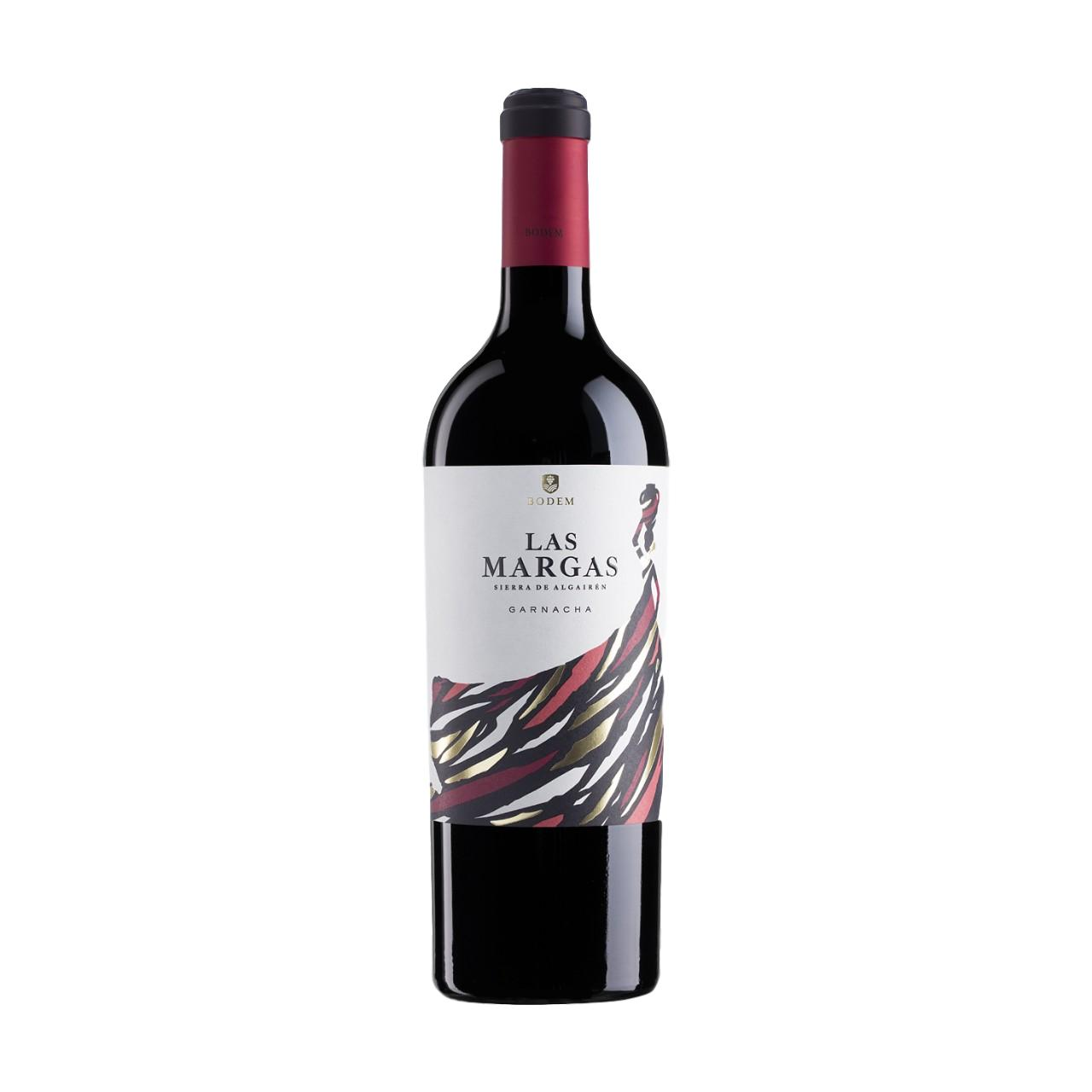 Bodem Garnacha DO Carinena 'Las Margas'